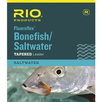Rio FluoroFlex Saltwater Leader - Fishing's Finest