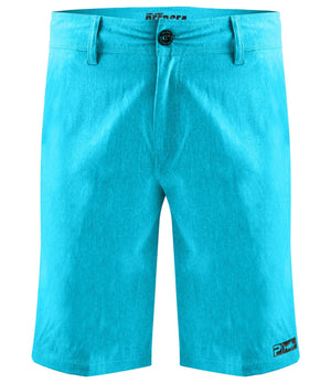 Pelagic Deep Sea Hybrid-Short - Aqua - Fishing's Finest