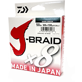 Daiwa J-Braid - Fishing's Finest