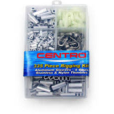 Centro 335 Piece Rigging Kit - Fishing's Finest