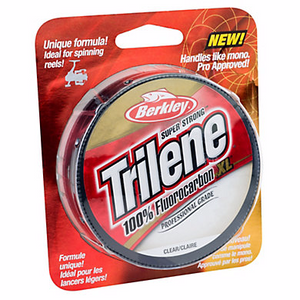 Berkley Trilene 100% Fluorocarbon XL Line - Fishing's Finest