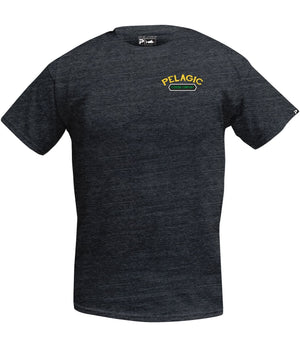 Pelagic Dorado Co Tee - Heather Charcoal