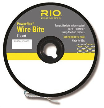Rio PowerFlex Wire Bite Tippet - Fishing's Finest