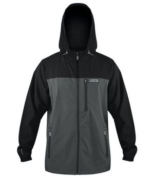 Pelagic Dri-Flex Lightweight Jacket Black - Fishing's Finest