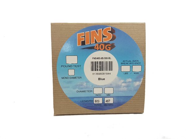 Fins 40G Braid - Fishing's Finest