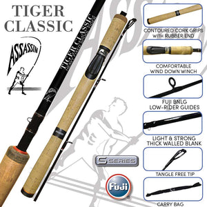 Assassin Tiger Classic - Fishing's Finest