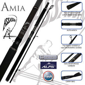 Assassin Amia Kob Special - Fishing's Finest