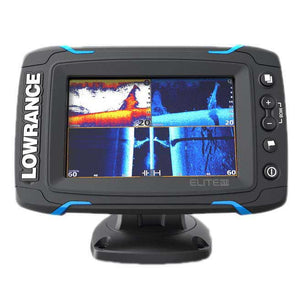 Lowrance Elite-5 Ti TotalScan Transducer Bundle Combo - Fishing's Finest