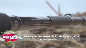Berkley Venom Black Anaconda L - Fishing's Finest
