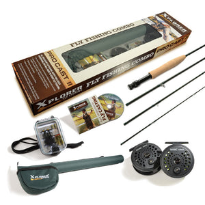 Xplorer Flyfishing Combo - Fishing's Finest