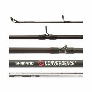 Shimano Convergence Casting Rod - Fishing's Finest