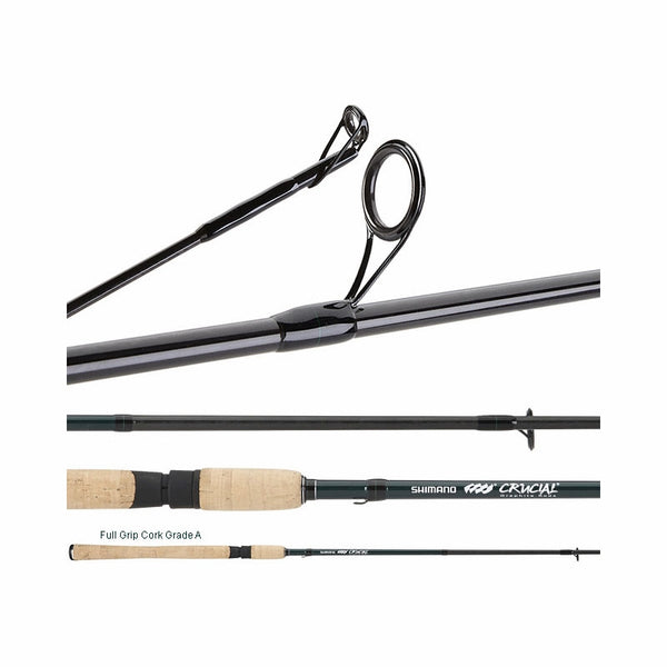 Shimano Crucial Casting Rod - Fishing's Finest