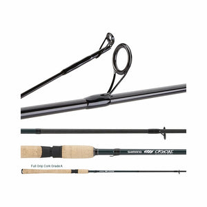 Shimano Crucial Spinning Rod - Fishing's Finest