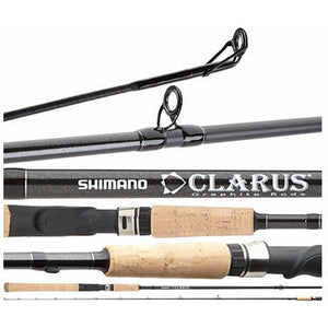 Shimano Clarus Casting Rod - Fishing's Finest