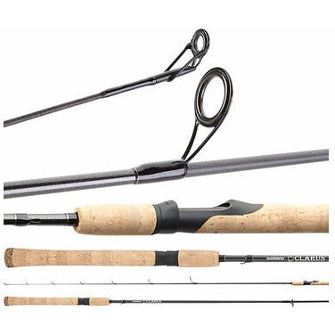 Shimano Clarus Spinning Rod - Fishing's Finest