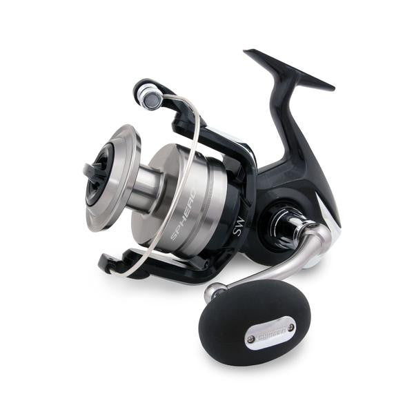 Shimano Spheros SW Spinning Reel - Fishing's Finest