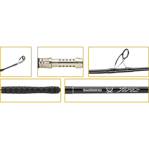 Shimano Terez Boat Spinning Rod - Fishing's Finest