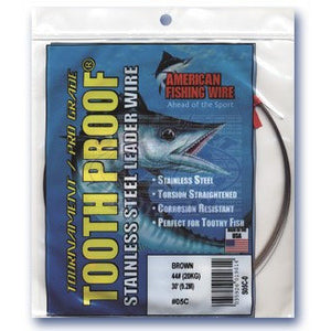 AFW Tooth Proof Trace Wire - Fishing's Finest