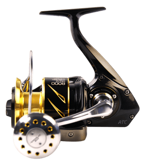 ATC Vigour Spinning Reel - Fishing's Finest