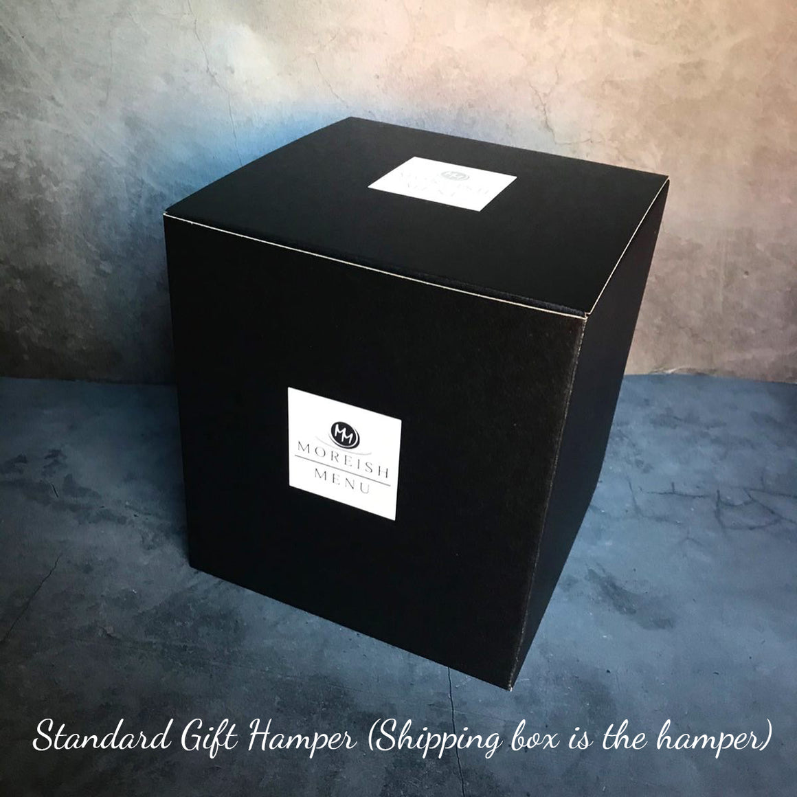 Signature Selection Hamper (Standard & Premium Options)