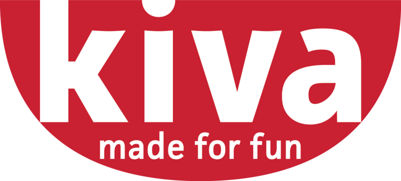 kiva made for fun logo