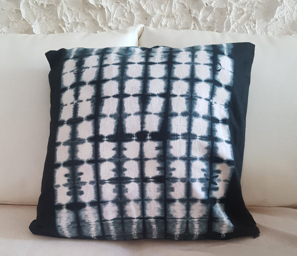 Shibori Cushion Cover