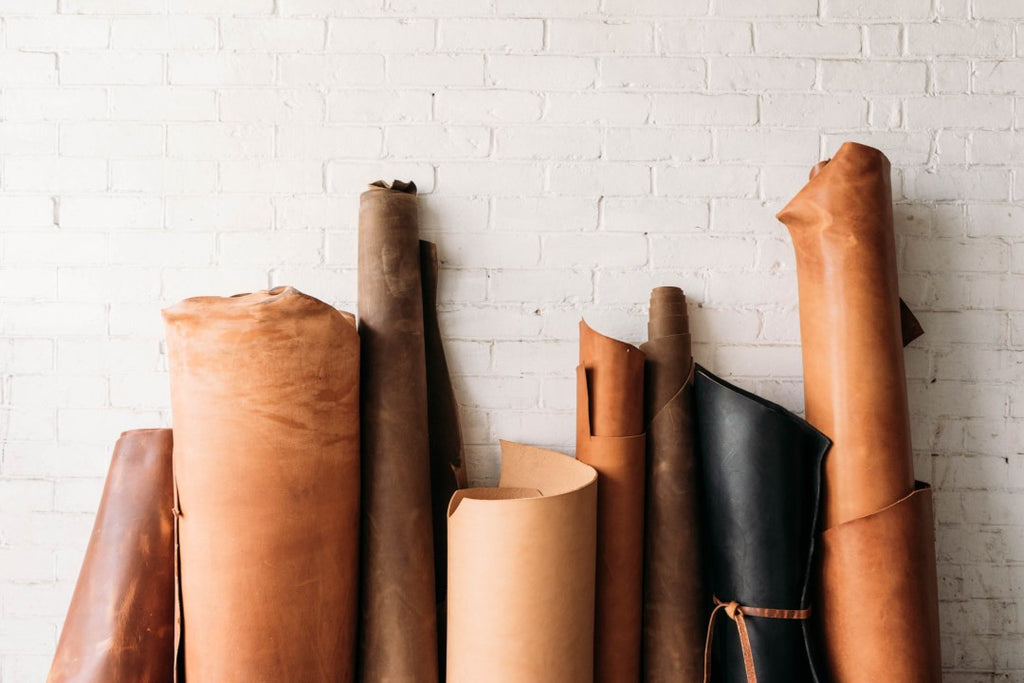 HOW TO CHOOSE THE BEST LEATHER FOR YOUR PROJECT
