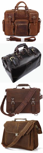 Snger Leather Bag