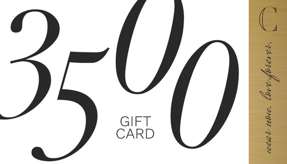 ₱3,500 Gift Card