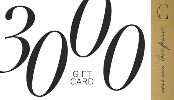 ₱3,000 Gift Card