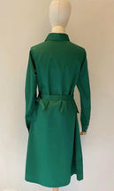 Scirocco Dress in Kelly Green