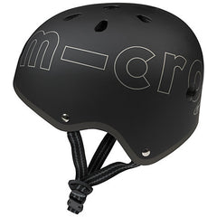 Helmet - Black (medium)