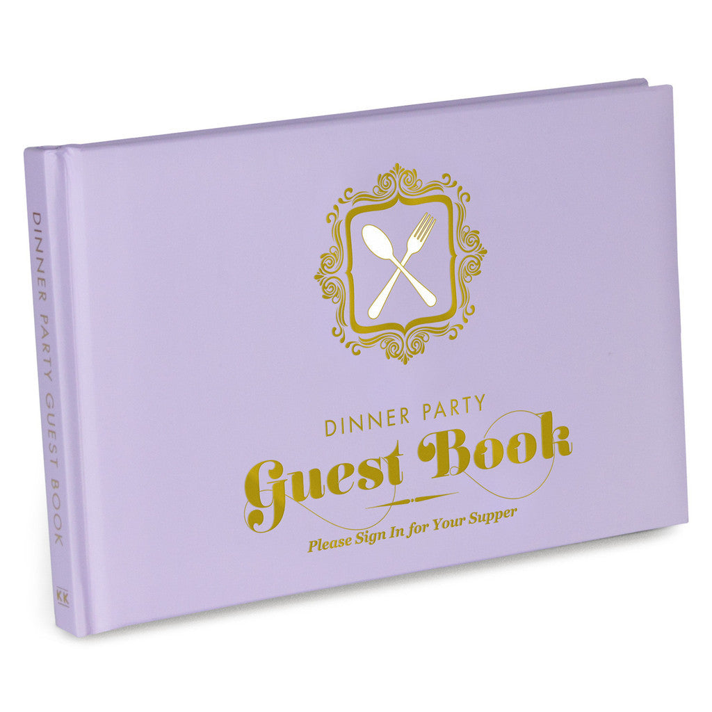 Knock Knock Guest Books - Bathroom