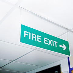 Fire/Directional Signage