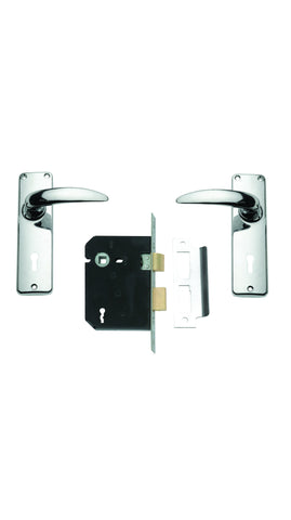 RADIUS FURNITURE OVAL CZ692-13SC (Assa Abloy)