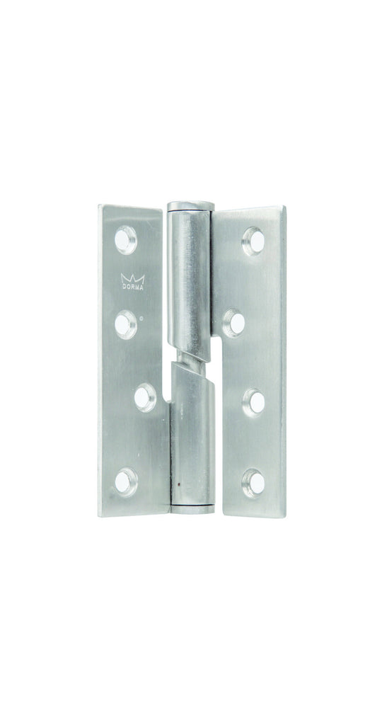 Falling Butt Stainless Steel Hinge Dorma Stronghold Fire Security