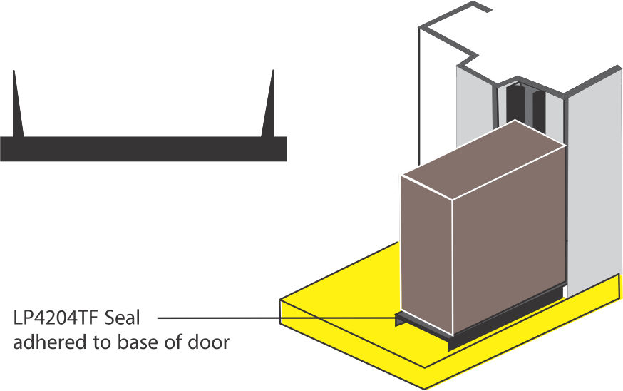 FIRE DOOR ACCESSORIES / SEALS