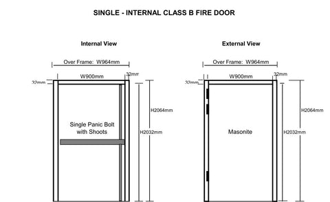 external internal security frames b class door of stronghold single large doors and fire suppliers products