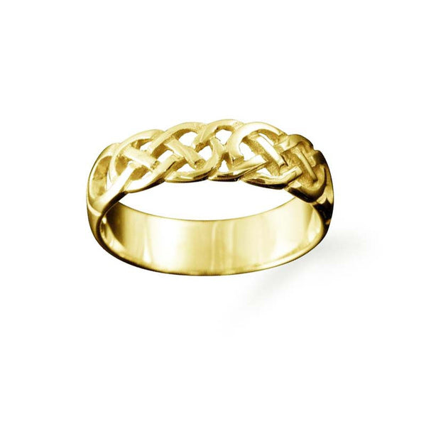Havra Celtic Knotwork Ring