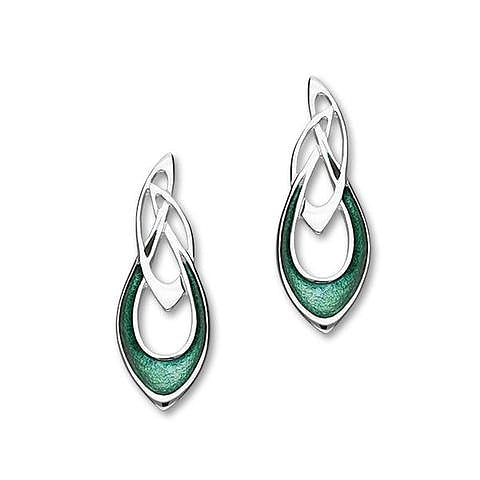 Archibald Knox Drop Earrings
