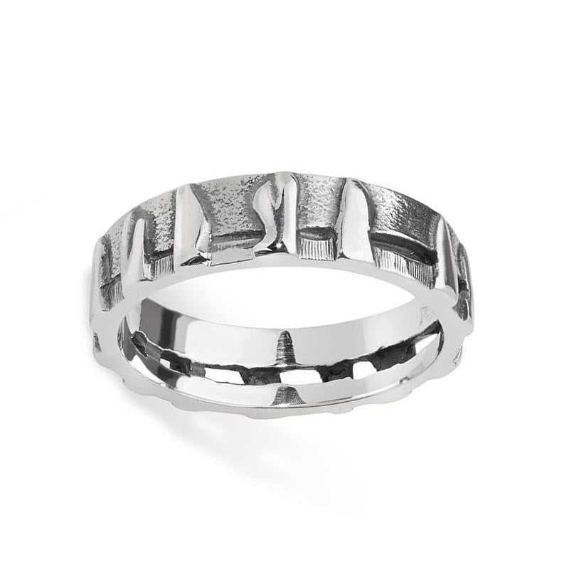 Standing Stones Orkney Ring in Sterling Silver