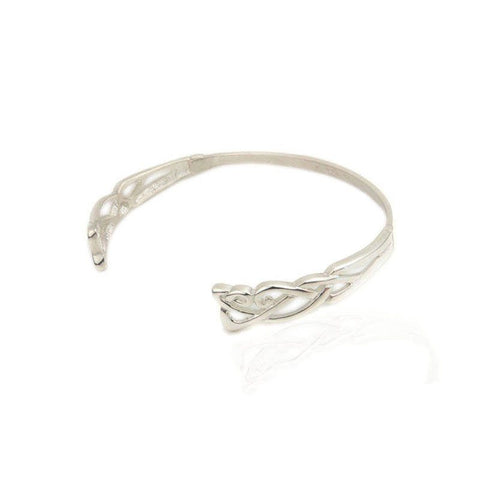 Celtic Bracelet in Silver