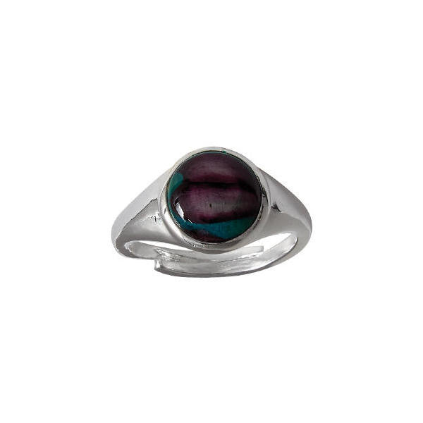 Heathergems Round Ring in Silver