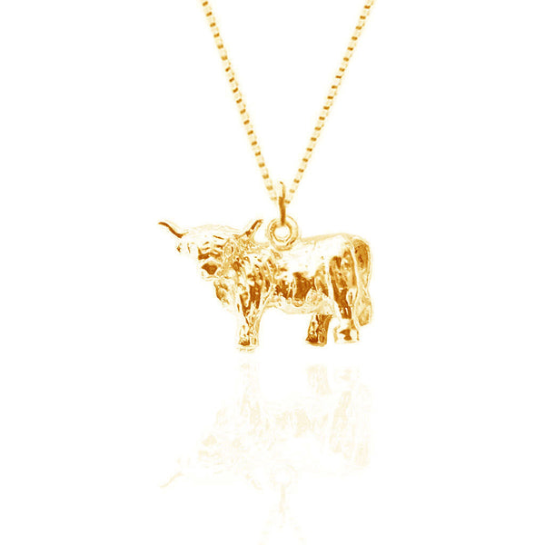 Gold Highland Cow- Tappit Hen Gallery