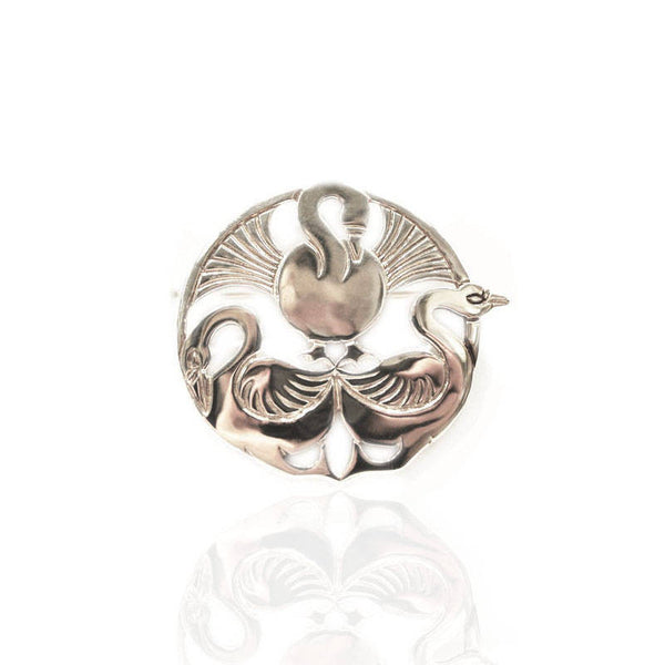 Norse Three Norns Brooch - Tappit Hen Gallery - 1