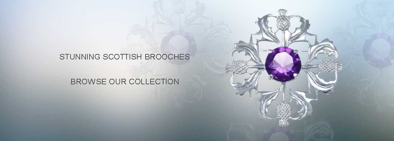 Scottish Brooches Edinburgh