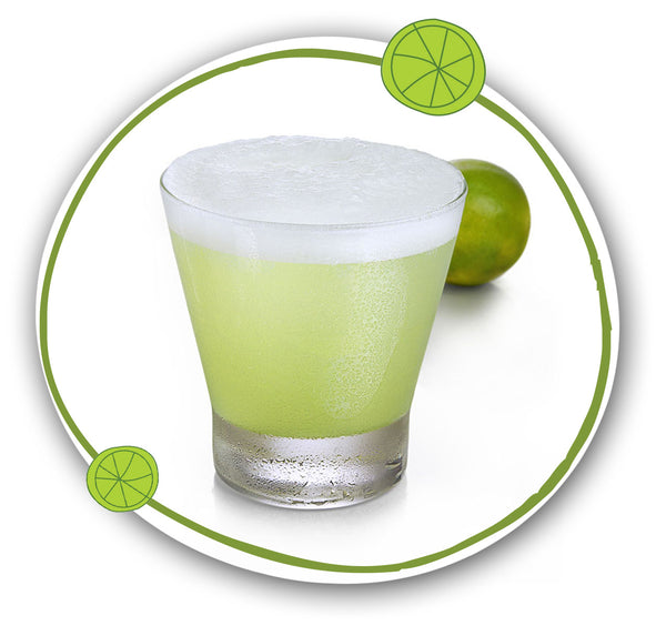 Pisco Sour (Lime)