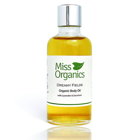 Dreamy Fields Organic Body Oil