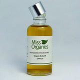 Invigorating Energy Organic Body Oil