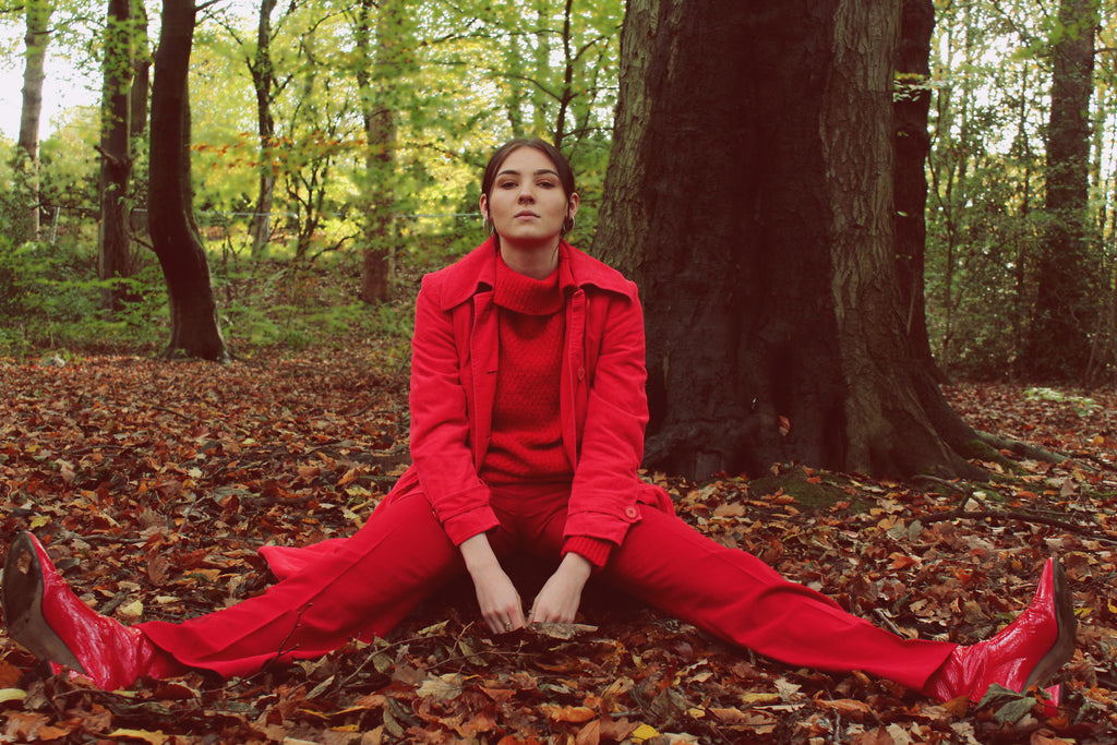 December Woodland Lookbook